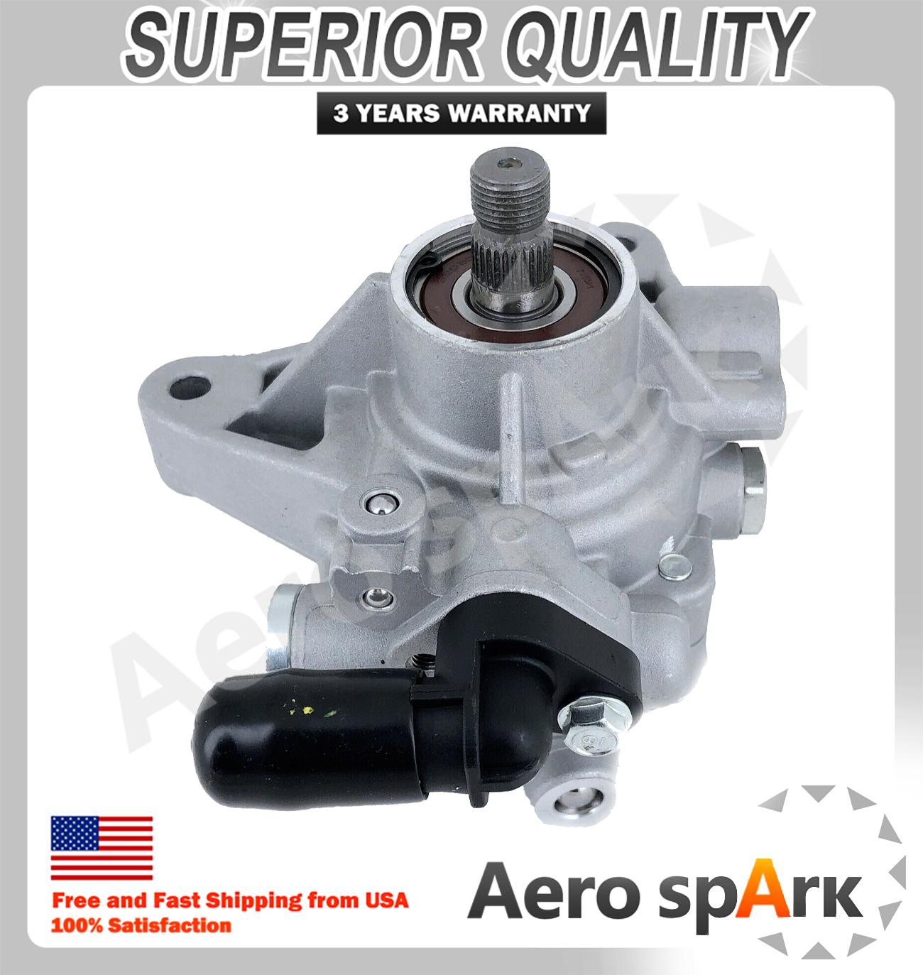 New Power Steering Pump For 04-05 ACURA TSX/03-05 HONDA